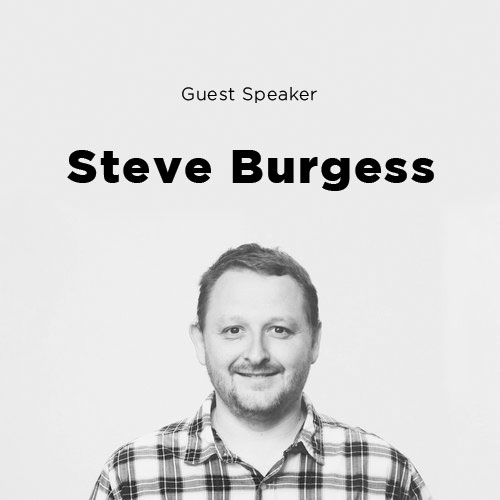 [Steve Burgess]