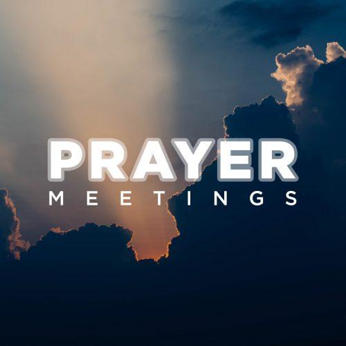 [Monthly Prayer Meetings]