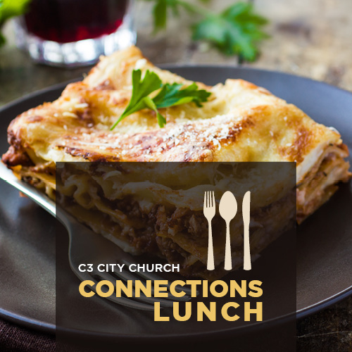 [Connections Lunch]